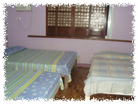 Pagudppud Polaris Beach Resort  standard room
